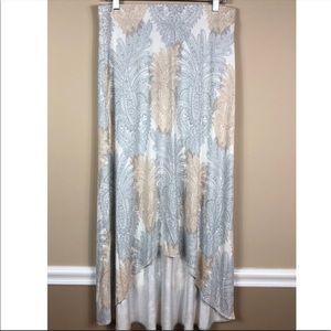 Dresses & Skirts - Tommy Bahama Neutral Paisley Maxi Skirt